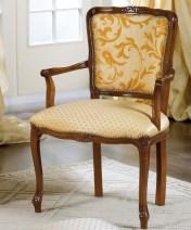 Klasikiniai svetaines baldai Klasikiniai baldai art 115 Krėslas