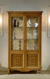 Klasikiniai svetaines baldai Vitrinos art 0601/2 Vitrina