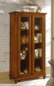 Klasikiniai svetaines baldai Vitrinos art 365/A Vitrina