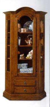Klasikiniai svetaines baldai Vitrinos art 925/A Vitrina
