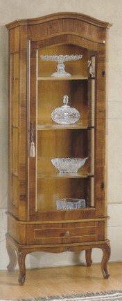Klasikiniai svetaines baldai Vitrinos art 0-31 Vitrina