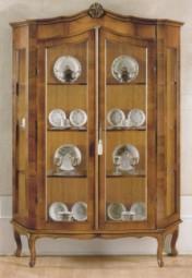 Klasikiniai svetaines baldai Vitrinos art 0-33 Vitrina