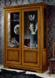 Klasikiniai svetaines baldai Vitrinos art 002/B Vitrina
