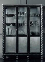 Klasikiniai svetaines baldai Vitrinos art 1300/N Vitrina