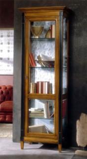 Klasikiniai svetaines baldai Vitrinos art D416A Vitrina