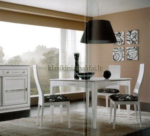 Klasikinio stiliaus baldai art 2006 Stalas