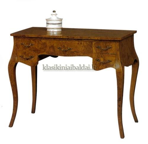 Klasikinio stiliaus baldai art 361 Rašomasis stalas