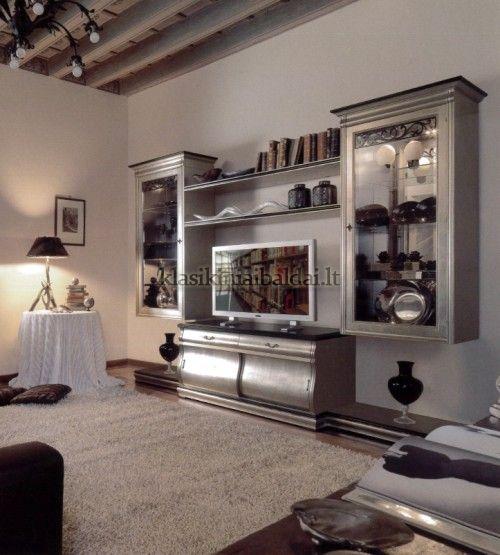 Klasikinio stiliaus baldai art 496 Sekcija