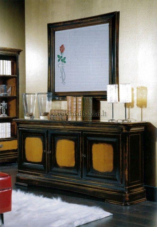 Klasikinio stiliaus baldai art 526 Indauja