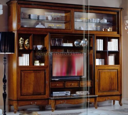Klasikinio stiliaus baldai art 708 Sekcija