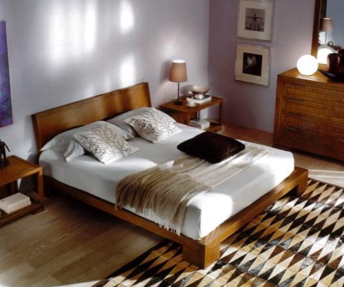 Klasikinio stiliaus baldai art EC-026 Lova