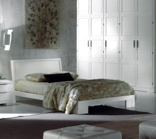 Klasikinio stiliaus baldai art EC-040 Lova