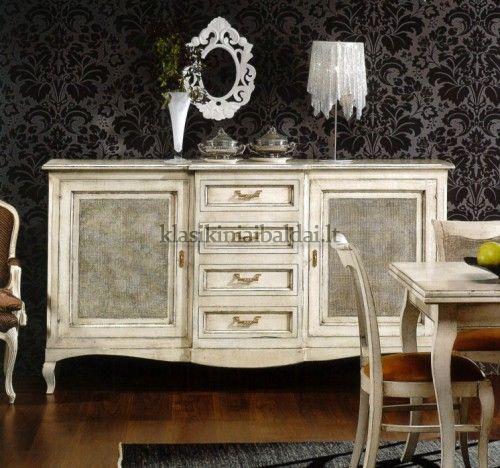 Klasikinio stiliaus baldai art H05 Indauja