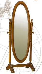 Klasikinio stiliaus baldai Furniture store art 806 Veidrodis