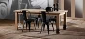 Klasikinio stiliaus baldai Icons art Route stalas