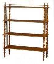 Klasikinio stiliaus baldai Knygų lentynos art 507/A Knygų lentyna