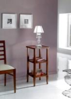 Klasikinio stiliaus baldai Knygų lentynos art 3121/A Etažerė