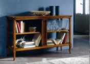 Klasikinio stiliaus baldai Knygų lentynos art 707 Etažerė
