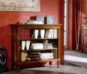 Klasikinio stiliaus baldai Knygų lentynos art 809 Knygų lentyna