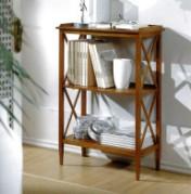 Klasikinio stiliaus baldai Knygų lentynos art V580 Etažerė