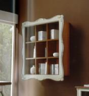 Klasikinio stiliaus baldai Knygų lentynos art H6001 Knygų lentyna