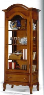 Klasikinio stiliaus baldai Lovos art 102/A Vitrina