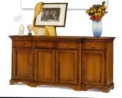Klasikinio stiliaus baldai Lovos art 107/A Indauja