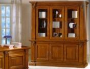 Klasikinio stiliaus baldai Lovos 6art 410/A Knygų spinta