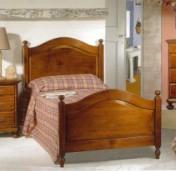 Klasikinio stiliaus baldai Lovos art 454/A Lova