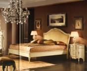 Klasikinio stiliaus baldai Lovos art 0220L Lova