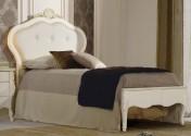 Klasikinio stiliaus baldai Lovos art 1028T Lova viengule