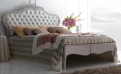 Klasikinio stiliaus baldai Lovos art 1038t Lova