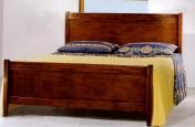 Klasikinio stiliaus baldai Lovos art 476/A Lova dvigulė