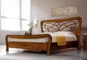 Klasikinio stiliaus baldai Lovos art 2071/P Lova