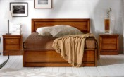 Klasikinio stiliaus baldai Lovos art J058 Lova