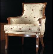 Klasikinio stiliaus baldai Sofos, foteliai art 9507P Fotelis