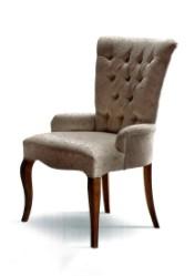 Klasikinio stiliaus baldai Sofos, foteliai art H178 Fotelis