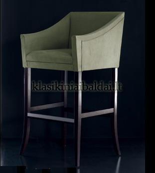 Klasikinio stiliaus interjeras art 0407B Fotelis