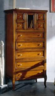 Klasikinio stiliaus interjeras Glamour art 704 Komoda