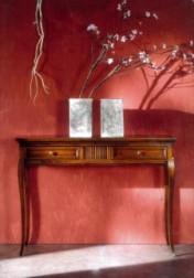Klasikinio stiliaus interjeras Glamour art 718 Konsolė