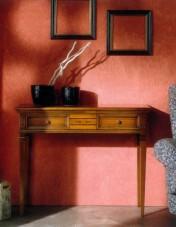 Klasikinio stiliaus interjeras Glamour art 822 Konsolė