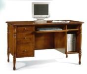 Klasikinio stiliaus interjeras Rašomieji stalai art 2130/A Rašomasis stalas