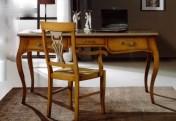 Klasikinio stiliaus interjeras Rašomieji stalai art 5007/G Rašomasis stalas