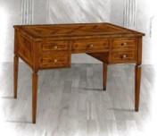Klasikinio stiliaus interjeras Rašomieji stalai art 677/A Rašomasis stalas