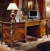 Klasikinio stiliaus interjeras Rašomieji stalai art 0235/N Rašomasis stalas