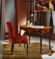 Klasikinio stiliaus interjeras Rašomieji stalai art H062 Rašomasis stalas
