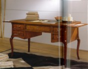 Klasikinio stiliaus interjeras Rašomieji stalai art H841 Rašomasis stalas