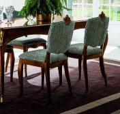Klasikinio stiliaus interjeras VITORIA art 5308 Kėdė