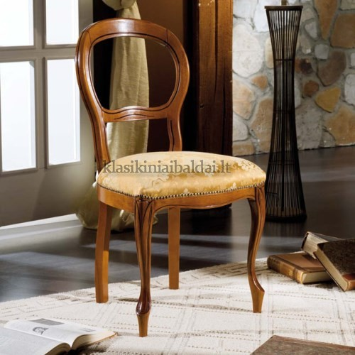 Klasikiniu baldu gamyba art 112 Kėdė