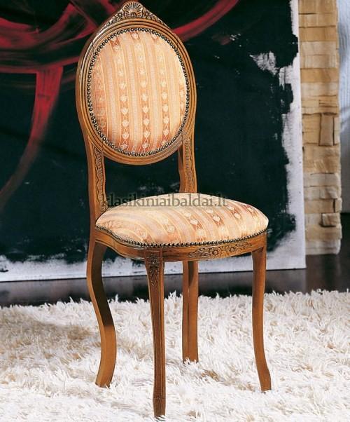 Klasikiniu baldu gamyba art 118 Kėdė